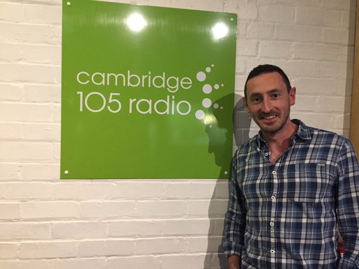 Adrian Killens on Cambridge 105