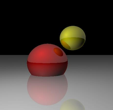 Realtime Raytracing: Lighting